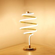 Jtivcs LED Table Lamp Creative Modern Circle