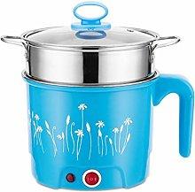 JTJxop Mini Electric Hot Pot, Mini Ramen Cooker,