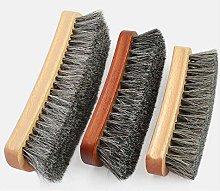 JTKDL Shoe Polish Kit Natural Soft Horsehair