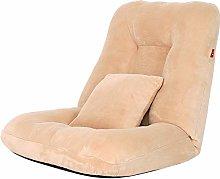 JTRHD Floor Sofa Chair Adjustable 14-position