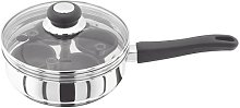 Judge 20cm Egg Poacher 4 Cup, Stainless Steel,