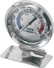 Judge Horwood TC65 Oven Thermometer, Silver