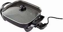 Judge JEA23 Electric Skillet Non-Stick with Vented