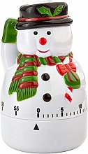 Judge Snowman Kitchen Timer