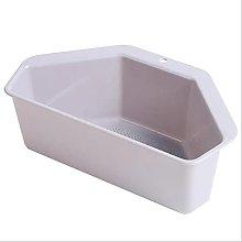 JUHON Kitchen Tools Triangular Sink Strainer