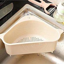 JUHON Kitchen Triangular Sink Strainer Fruit