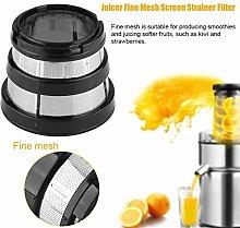 Juicer Filters,Slow Juicer Fine Mesh Screen