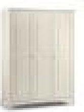 Julian Bowen Cameo 3 Door Wardrobe - Stone White