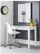Julian Bowen Carrington White Desk