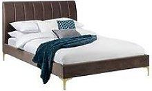 Julian Bowen Deco Velvet Bed Frame