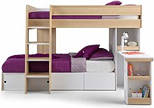 Julian Bowen Eclipse Bunk Bed & 2 Premier