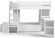 Julian Bowen Eclipse Bunk Bed - White