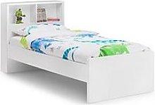 Julian Bowen Manhattan Bookcase Bed 90Cm