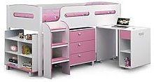 Julian Bowen Marley Cabin Bed with Storage and