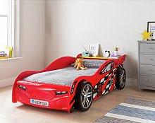 Julian Bowen Racing Car Single Bed