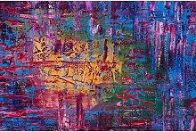 Julian Castro - 'Rose' Canvas Print, 64 x