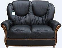 Juliet Genuine Italian Leather 2 Seater Sofa