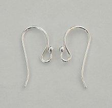 Julz Beads 10 Sterling Silver 925 Earring Hooks