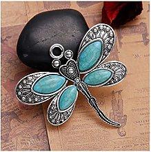 Julz Beads Dragonfly Pendant Antique Silver Tone
