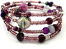 Julz Beads Memory Wire Bracelet Jewellery Making