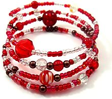 Julz Beads Memory Wire Bracelet Jewellery Making