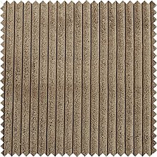 Jumbo Cord Fabric Upholstery Soft Feel Cushion