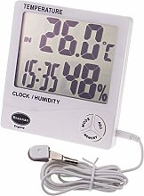 Jumbo Max Min Thermometer and Hygrometer with