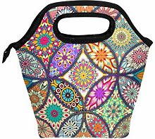 JUMPBEAR Lunch Bag Thermal Insulated Reusable