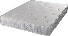 Jumpi Memory foam tufted spring mattress - 2ft6