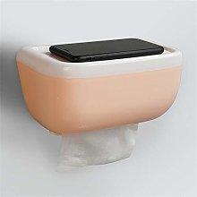 JUNLILIN Tissue Dispenser Waterproof Paper Holder
