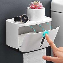 JUNLILIN Tissue Dispenser Waterproof Toilet Paper