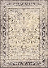 JUNONA 100% Wool Area Rug is soft and fluffy and