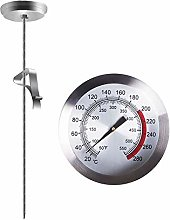 JUNSHUO Milk Thermometer with Clip,