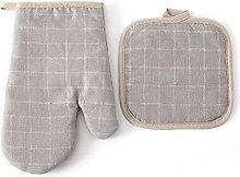 juntao 2pcs/Set Kitchen Gloves Insulation Pad