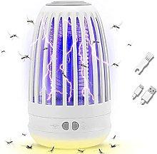 JUNYFFF Mosquito Killer Lamp, Mute Electronic Bug