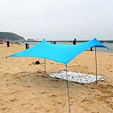 JUNYYANG Family Tent Family Beach Tent Sunshade