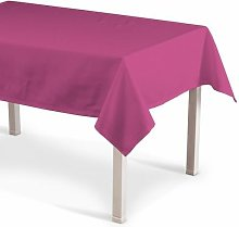 Jupiter Tablecloth Dekoria Colour: Pink