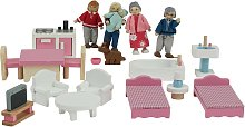 Jupiter Workshops Wooden Dolls House Furniture