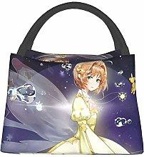 Jupsero Cardcaptor Sakura Portable Insulation Bag