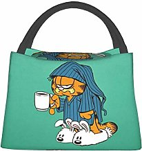 Jupsero Garfield Portable Insulation Bag Reusable