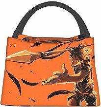 Jupsero Haikyuu!! Portable Insulation Bag Reusable