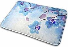 Jupsero Orchids Natural Flowers Memory Foam Bath