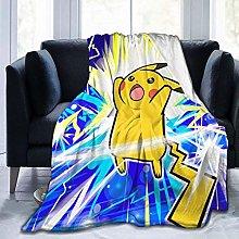 Jupsero Poke Mon Go Blanket Flannel Air