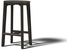 Juro 65cm Bar Stool JAVORINA Colour: Coffee