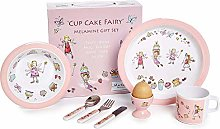 Just 4 Kids Melamine Dining Set - 7 Pieces Cup