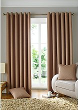 Just Contempo Jacquard Square Eyelet Curtains,