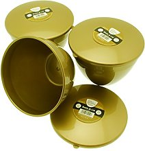 Just Pudding Basins Limited Multipack Gold