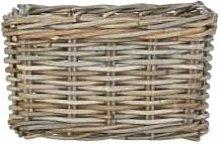 Just So Interiors - Rattan Storage Basket Large