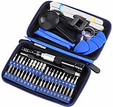 Justech 58 in 1 Precision Screwdriver Set Magnetic