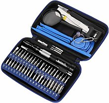 Justech 61 in 1 Precision Screwdriver Set Magnetic